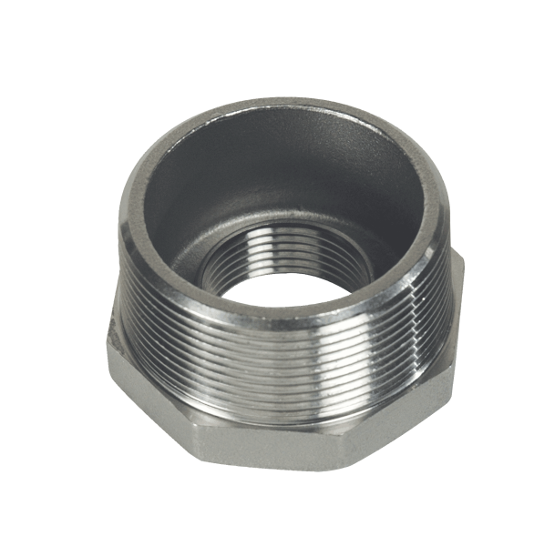 Part number rb stainless steel reducing bushing