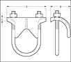 Right Angle Clamp_Dimension