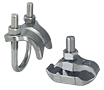 Group_Stainless Steel Conduit Clamps