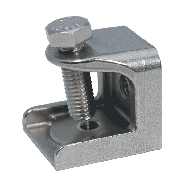 Part number series stainless steel beam clamps