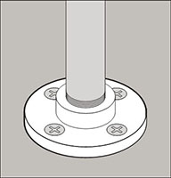Floor Flange_Application