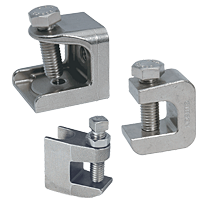 Stainless Steel Beam Clamps Stainless I Beam Clamps