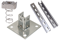 Stainless Steel Strut & Accessories